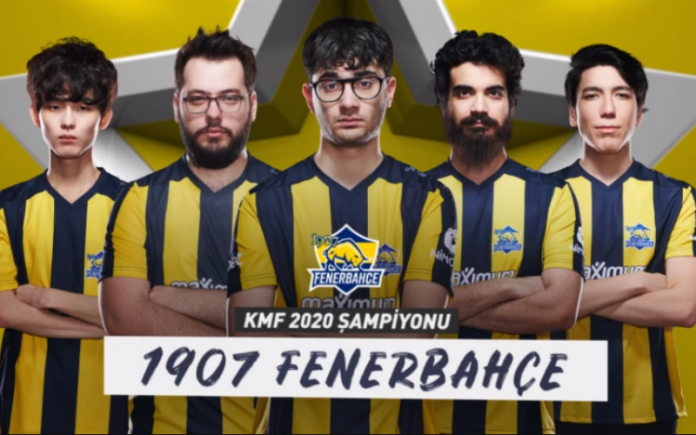 KMF 2020 Şampiyonu 1907 Fenerbahçe Oldu!