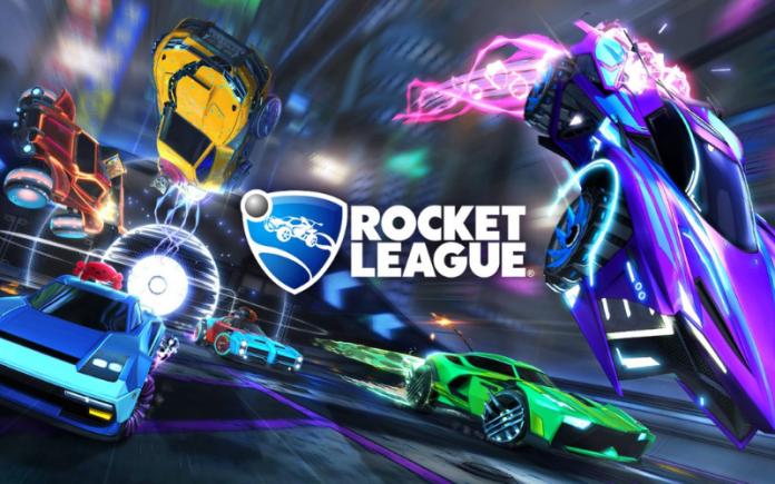 Rocket League Ücretsiz Oluyor!
