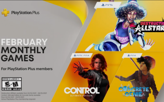 PlayStation Plus Şubat 2021 Oyunları Oldukça Güzel!